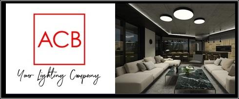 Moderní technické osvětlení na LED žárovky nebo již s LED chipem pro architekty, projekty a kanceláře.