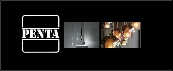 Exklusivní osvětlení ze skla a kovů pro architekty, projekty.