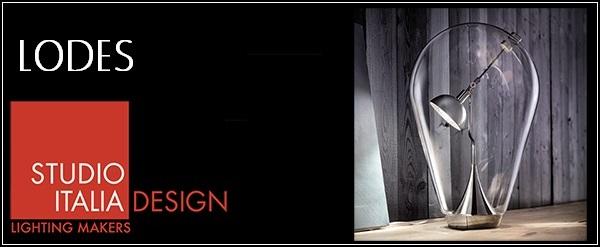 Moderní designové osvětlení ze skla pro architekty a projekty.
