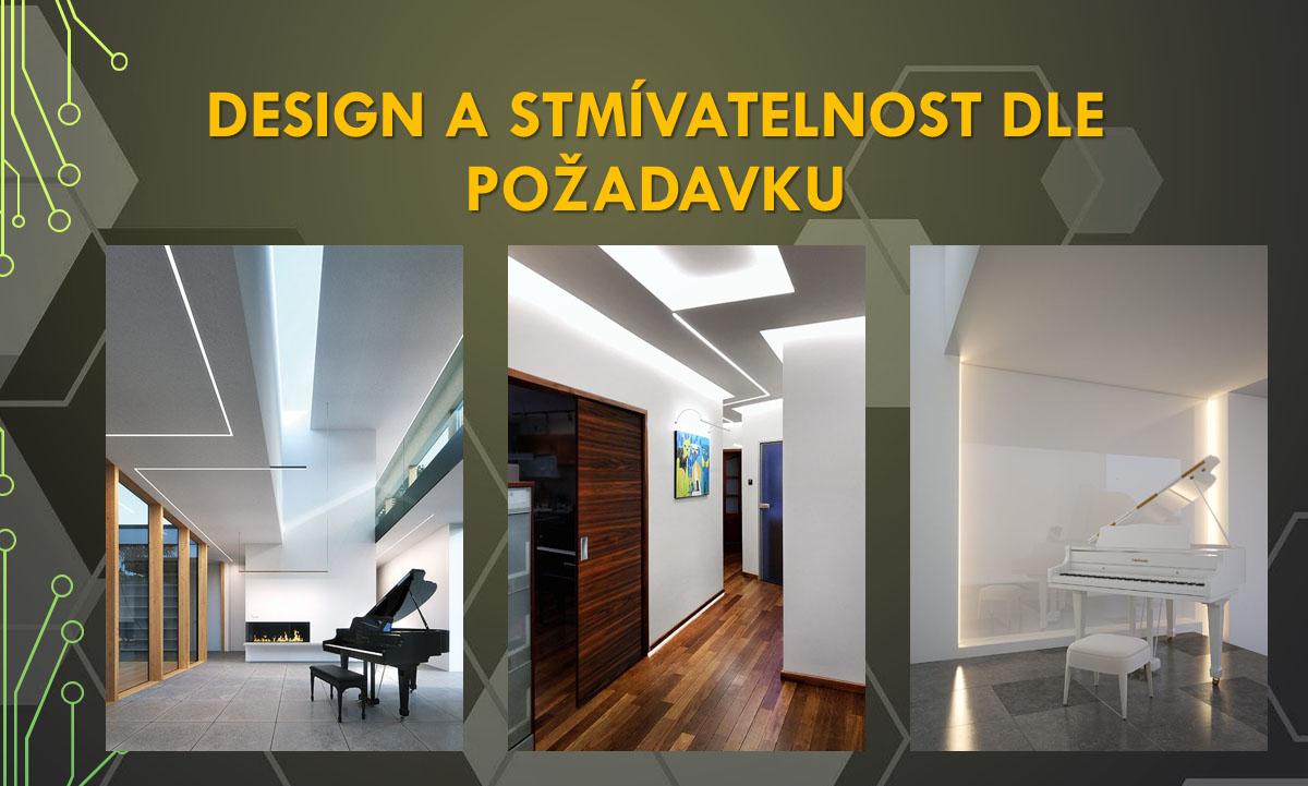 Výroba technických a dekorativních svítidel